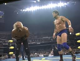 Halloween Havoc 1999 Hogan Sting by Scott Hall On Hulk Hogan Jesse Ventura On Marijuana Si Com
