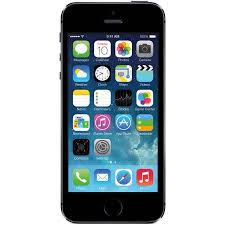 Straight Talk Apple iPhone 5s 16GB Prepaid Smartphone Space Gray
