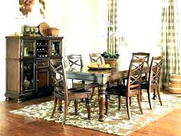 Dining Room Rugs Rug Under Table Size
