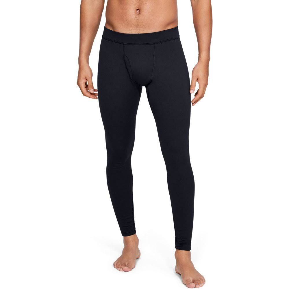 Under Armour Packaged Base 4.0 Leggings, Men's Black