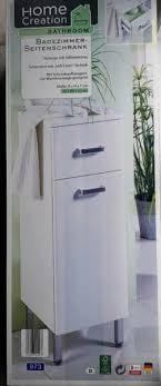 badezimmer seitenschrank neu in ovp