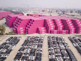 100 Container Projects Japans Top Shipping Line 600 Million