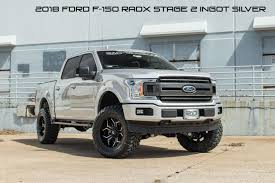 100 Lifted Trucks For Sale In Ga Ford F150 2018 Lifted Pro Comp 6 Lift Kit 4x4 Ingot Silver With