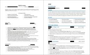 Structure Of A Sales Resume