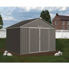 Arrow Woodridge Steel Storage Sheds by Arrow Sr1011 10 U0027 X 11 U0027 Mid Gable Storage Building Shop Your Way