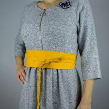 neue viktor sabo exklusive handgemachte obi gelb lammfell für taille bis zu 28 71 cm medium tolles geschenk farben erhältlich