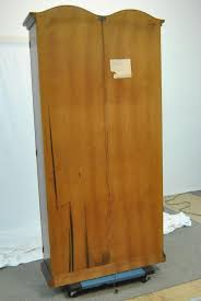 Henredon Walnut China Cabinet by Henredon Dark Pecan Finish 2 Door Curio China Cabinet Leffler U0027s