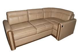 Rv Jackknife Sofa Sheets by Villa Extending L Sectional Glastop Inc