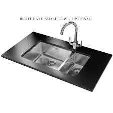 Franke Sink Clips X 8 by Franke Kubus Kbx 160 45 20 Stainless Steel Undermount Kitchen Sink
