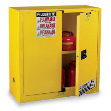 Flammable Cabinets Grounding Requirements by Safe T Store Under Bench Flammable Liquid Storage Cabinet
