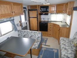 2005 Prowler Travel Trailer Floor Plans by 2005 Fleetwood Wilderness 250rks Travel Trailer Indianapolis In