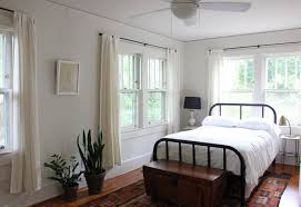 Floor To Ceiling Tension Pole Plant Hangers by Renter Friendly Window Treatment Ideas That Don U0027t Damage Walls