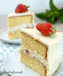 erdbeer mascarpone torte lieberbacken