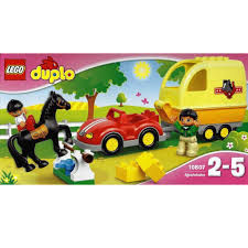 LEGO Duplo 10807 - Horse Trailer - DECOTOYS Vintage Nylint Pressed Steel Stables Horse Trailer And Truck In Sleich Horses Club Playset With Friesian Farm Toys For Fun A Dealer Valley Ranch Pink Pick Up Amazoncom Tonka Hitchem Ups Pickup Games Toy Company Lone Star Stables Truck Horse Trailer 1866715550 Rescue Breyerhorsescom Breyer Stablemates Gooseneck Walmartcom Loading Mini In Car Drama At The Gmc Toy Trucks Wwwtopsimagescom Old Mechanical And Stock Photo Image Of 1965 Truck Horse Trailer Keep On Truckin Toys