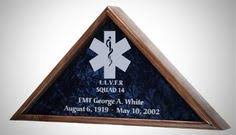 These EMT Flag Case Medical Display Will Also Beautifully Your Folded 5