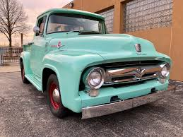 1956 Ford F100 Hot Rod Pickup | Colin's Classic Auto 4clt01o1956fordf100piuptruckcustomfrontbumper Hot 132897 1956 Ford F100 Rk Motors Classic And Performance Cars For Sale The Next Big Thing 31956 Motor Trend Effin Confused 427powered Protouring Pickup Truck Stock 56f100 Sale Near Sarasota Fl Denver Colorado 80216 Classics On Gateway 132den Fast Lane Rod Colins Auto Pick Up Pepsi Round2 U13122 Columbus Oh