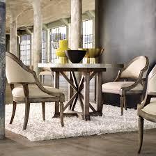 Hooker Furniture Melange 5 Piece Bentley Dining Set