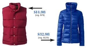 Up To 80% Off Lands End Coats! :: Southern Savers How To Shop Smart At Lands End Moneywise Moms Ray Ban Z Vibe Free Shipping Coupon Code Nib Promo Code Moov Bon Ton Mobile Coupons New Nexus Tablet Printable Coupons Discounts Promo Codes 20 Amazoncom Bradsdeals Lands End Elephant Wine Coupon Dave And Busters Irvine Spectrum 65 Off Italic The 1 Best Discount May Sunshine Cheerful Mood Surround You While Business 5 Percent Cash Back Credit Card