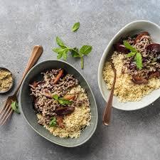 orientalisches hackfleisch couscous schnelle küche coop ch