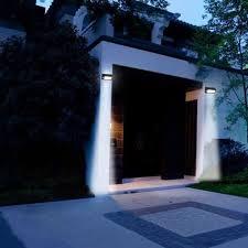 hallomall solar lights for gardens best powered motion sensor