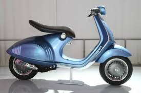 The Game Changer Vespa