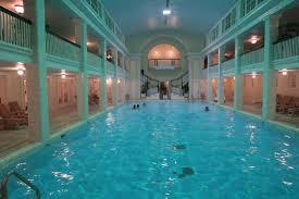 Omni Bedford Springs Resort Indoor Swimming Pool