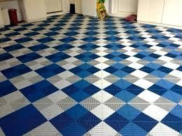 garage tile flooring options rubber garage floor tiles for durable