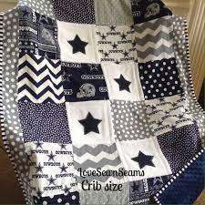 Dallas Cowboys Crib Bedding Set by Bedroom Dallas Cowboys Crib Bedding Football Crib Bedding