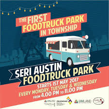 The First Ever Food Truck Park In JB... - What's Going On In Johor ... Austin Food Truck Park Across From Cafe On Congressaustin 1606 East Truck Trailer Park State Of Mind Atx Eats The Life Ins And Outs A Cart Silver Bullet Wagon We Got Em All Cta Architects Engeersaustin Ait Architect Lends Design Sas Parks Can Be Havens Or Headaches Both Fort Worth Gets Trendy Food More Restaurant News In College Tourist Austins Barton Springs Pnic Youtube Texas Usa 2nd Oct 2015 Ccessions At The