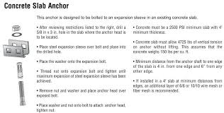 Shed Anchor Kit Instructions by R U0026 G Mobile Home Supply Anchors And Accessories