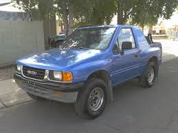 100 Amigo Truck Andy Barrand 1993 Isuzu SSportUtility2D Specs Photos