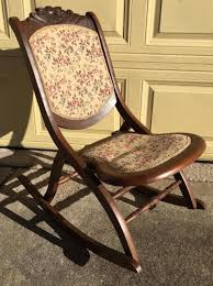 Antique Wood Wooden Folding Rocker Rocking Chair Tapestry ... Pair Of Bentwood Armchairs By Jan Vanek For Up Zvody 1930s Antique Chairsgothic Chairsding Chairsfrench Fniture 1930s French Vintage Childs Rocking Chair Roberts Astley Anyone Know Anything About This Antique Rocking Chair Art Deco Rocking Chair Vintage Wicker Child Beautiful Intricate Detail White Rocker Nice Bana Original Fabric Great Cdition In Plymouth Devon Gumtree Wallace Nutting Turned Slatback Armed Thonet A Childs With Cane Designer Lee Woodard 595 Lula Bs Rare Fully Restored Bana Yeats Country
