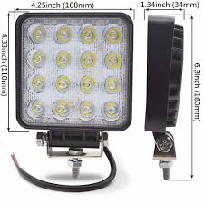 2018 Safego 4.2inch 48w Led Work Light 12V Led Fog Lights Tractor ... Led Work Lights For Truck 2 Pcs 6 Inch Light Bar 45w 12v Flood Led Work Day Light Driving Fog Lamp 4inch 72w Bar Road Headlight Work Lights Spot Offroad Vehicle Truck Car Vingo 4x 27w Round Man 4 Inch 48w Square Off 24v Cube Design For Trucks 3 Row Suv Boat Or Jeeps 2pcs Beam Tractor China Offroad Atv Jeep Jinchu Safego 2x 27w Led Offroad Lamp 12v Tractor New Automotive 40w 5000lm 12 Volt