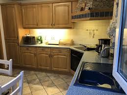 küche buche l form hochwertig mit diversen e geräten