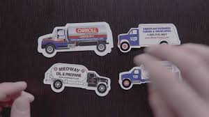 100 Business Magnets For Trucks American Ms Fuel Propane Truck YouTube