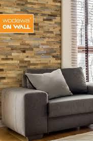 wandgestaltung mit altholz i innen i wohnzimmer altholz