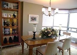 Living Room Centerpieces Ideas Dining Fancy Table