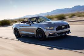 2016 Ford Mustang Reviews and Rating