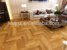 Antique Oak Parquet Herringbone Engineered Wood Flooring Factory Supply