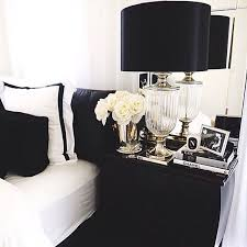 Na Cabeceira Black Bedroom