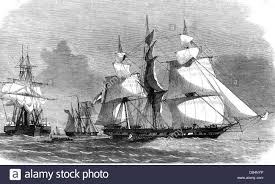 Hms Bounty Sinking Location by Hms Black And White Stock Photos U0026 Images Alamy