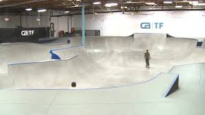 100 Truck Stop Skatepark New Indoor Skatepark Facility Offers Training Ground For Olympic