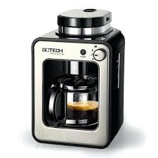 Automatic Coffee Machine With Grinder Home In Grinding Bean All One Mini