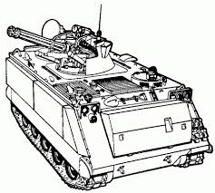 Army Tank Coloring Pages Free Printable 573gh