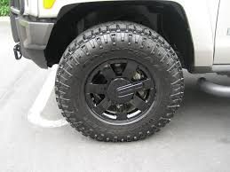 Goodyear Wrangler DuraTrac Tires - Page 2 - Hummer Forums ...