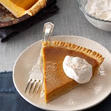 Easy Pumpkin Desserts With Few Ingredients by Pumpkin Desserts Taste Of Home