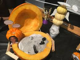 Largest Pumpkin Contest Winners by Cassini The Grand Finale The Last Great Pumpkin