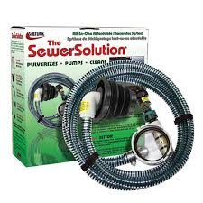 Hose Station Faucet Extender by Sewer Solution Valterra Ss01 Drain U0026 Flush Systems Camping World
