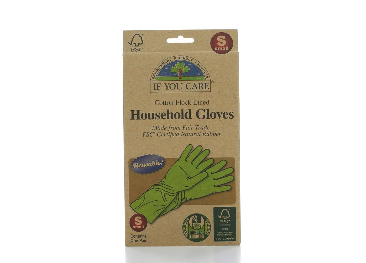 If You Care Household Gloves - Small