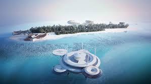 104 The Water Discus Underwater Hotel In Dubai So Amazing Architecture Designed Must Watch Steemit